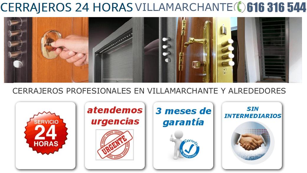 Cerrajeros Villamarchante 24 horas